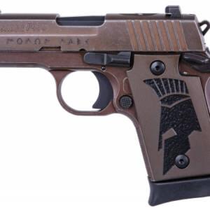 Sig Sauer 9389SPARTANI P938 Micro-Compact Spartan II 9mm