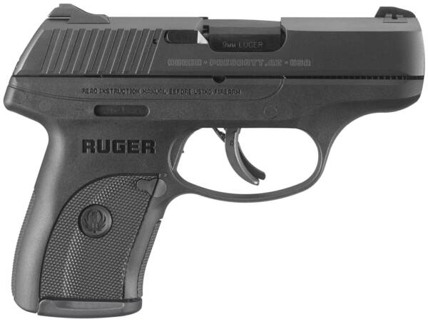 """Ruger LC9s 9mm Subcompact Pistol 7+1 3.1"""" 3235"""
