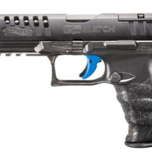 Walther Arms PPQ M2 Q5 MATCH 9MM 5 15+1