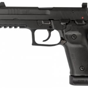 AREX REXZERO1T-01 REX ZERO Tactical 9MM Black 20RD