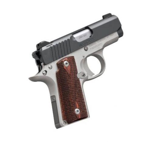Kimber Micro 9 9mm 6rd Rosewood 2tn