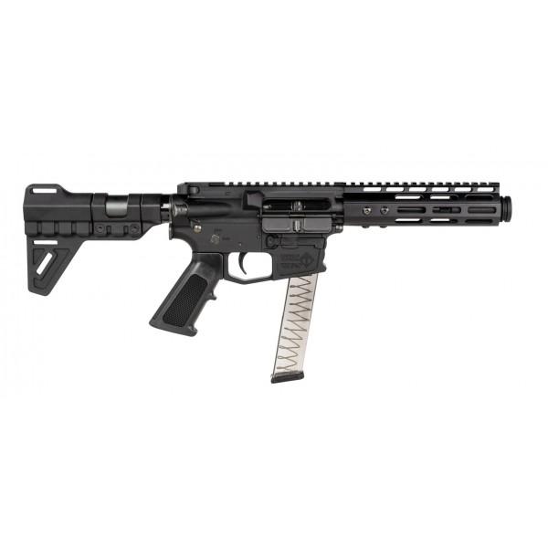"""ATI MiIsport 9mm AR15 Pistol 5.5"""" Barrel"""