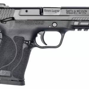 """Smith & Wesson M&P9 Shield EZ 9mm 8rd 3.6"""" Pistol w/ Safety 12436"""