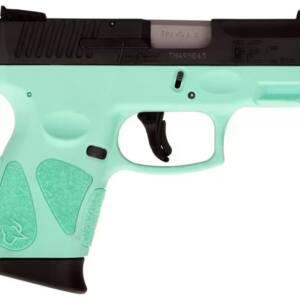 "Taurus G2C Cyan/Black 9mm 12rd 3.2"" Pistol 1-G2C931-12C"