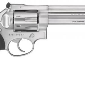 "Ruger GP100 .357 Magnum Double Action 7-Shot 6"" Revolver 1773"
