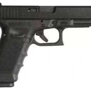 Glock 17 Gen4 9mm Full-size Pistol G17