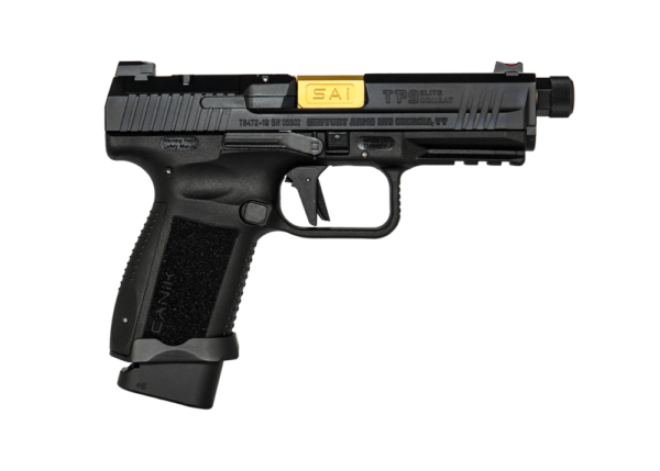 "Canik TP9 Elite Combat Executive 9mm Handgun 4.73"" 15+1 HG4950-N"