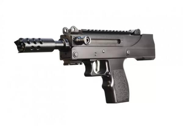 "MasterPiece Arms Defender 5.7x28mm Semi-Auto Pistol 57DMG 20rd 5.5"""