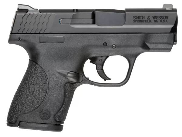 """Smith & Wesson M&P9 Shield 9mm 7/8rd 3.1"""" Pistol 180021"""