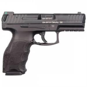 "H&K VP9 Standard 9mm Pistol w/Night Sights 17+1 4"" 81000284"