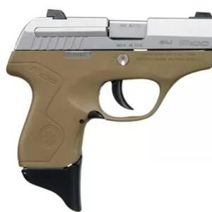 """Beretta Pico Inox FDE .380 ACP 6rd 2.7"""" Pistol JMP8D55"""