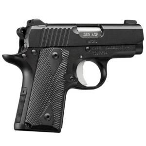 Kimber Micro .380 ACP 6rd Pistol Blackout Sights 3700601