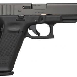 """Glock 17 Gen5 9mm 17rd 4.49"""" Pistol PA1750203"""