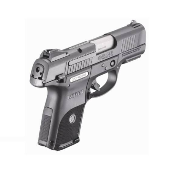 """Ruger SR9c Compact 9mm 17rd 3.4"""" Pistol"""