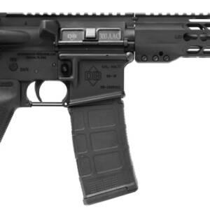 """Diamondback DB15 .300 AAC Blackout 30rd 10.5"""" AR Pistol DB15P300B10"""