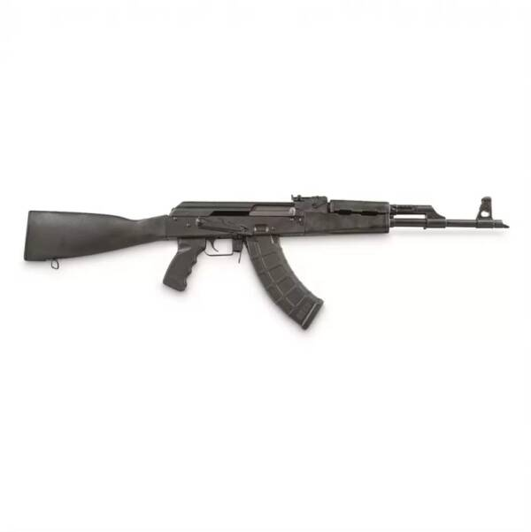 "Century Arms RAS47 Polymer 7.62x39mm AK-47 Semi-Auto 30rd 16.5"" Rifle RI2762-N"
