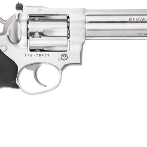 """Ruger GP100 .357 Magnum 6rd 6"""" Revolver Stainless 1707"""