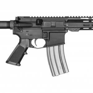 """Del-Ton Lima .223/5.56 Semi-Auto 30rd 7.5"""" AR-15 Pistol M-LOK Rail PFT75-4"""