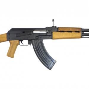 "Zastava AK47 7.62x39 Rifle w/Maple Furniture 30+1 16.3"" ZR7762LM"