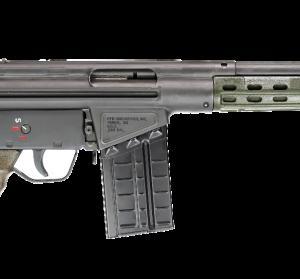 """PTR-91 GI PTR 100 Black/OD Green .308WIN/7.62NATO Rifle 20+1 18"""""""