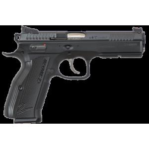 CZ 75 Accu Shadow 2 By CZ Custom Shop 9mm Black Polycoat 3 17rd Magazines