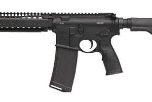 Daniel Defense MK18 AR-15 5.56 NATO/.223 REM Semi-Auto Pistol 02-088-01202